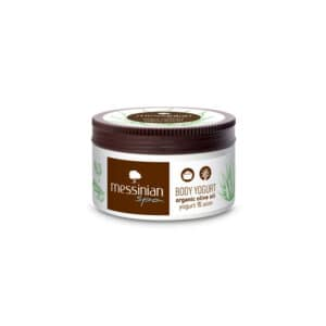 Yogurt corpo yogurt e aloe Messinian Spa