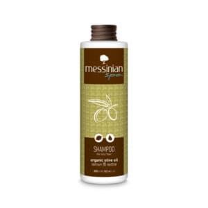 Shampoo limone e ortica Messinian Spa
