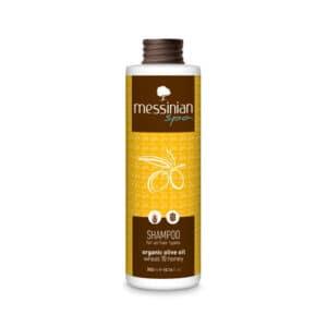 Shampoo grano e miele Messinian Spa
