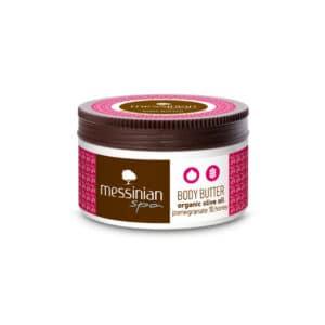 Burro corpo melograno e miele 250 ml. Messinian Spa