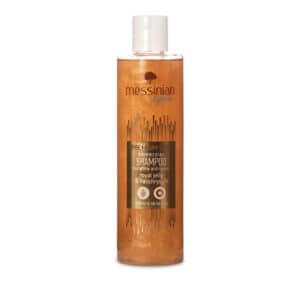 Shampoo Shimmering pappa reale ed elicriso Messinian Spa