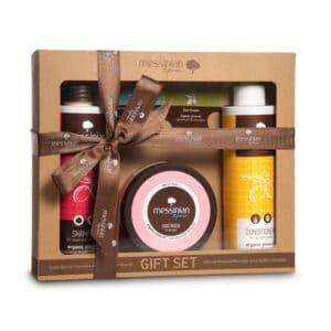 Gift Set 3 hair care Messinian Spa