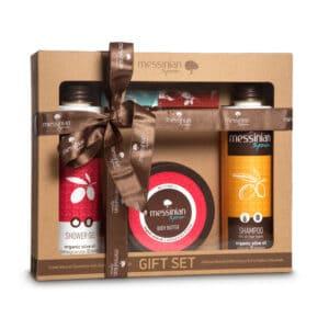 Gift Set 5 melograno e miele Messinian Spa