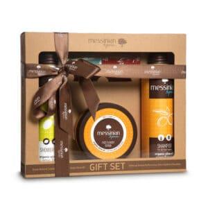 Gift Set 6 Messinian Spa