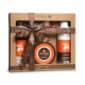 Gift Set 1 arancia e lavanda Messinian Spa