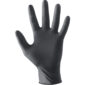 Guanto nitrile nero extra strong GUA565 Roial