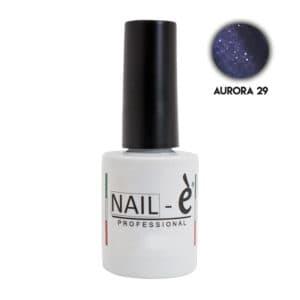 Smalto semipermanente 029 Aurora Nail-è