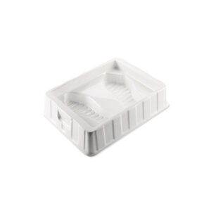 Vaschetta pediluvio bianca H817 Labor pro