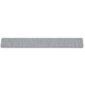 Lima rettangolare grana 100/180 qualità standard H744 Lombard Cutlery