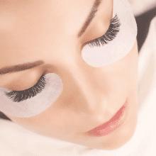 Extension ciglia e mascara semipermanente