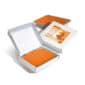 Paraffina arancio 1000 ml. P014 Holiday