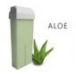 Cera depilatoria aloe vera rullo 100 ml. CER933 Ro.ial. depilazione monouso