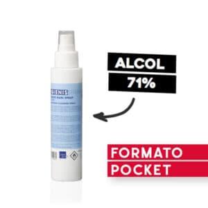 Spray igienizzante mani Igienis a 100 ml. LB090 Labor Pro igiene