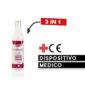 Spray disinfettante, lubrificante e refrigerante per forbici e rasoi Hayrdressers B071 Labor Pro igiene