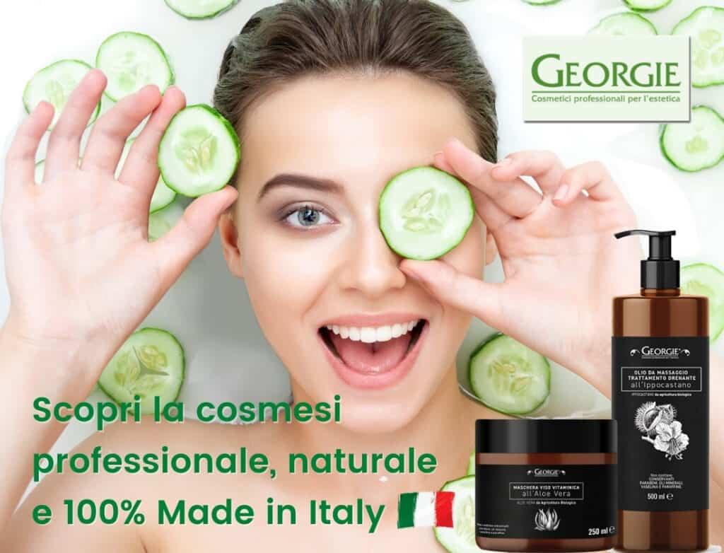 Linea Cosmetica naturale Georgie KeBeauty Shop