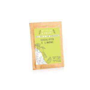 Sali da bagno e pediluvio profumati all'eucalipto e limone 50 gr. My Relax Moment H063 Labor Pro